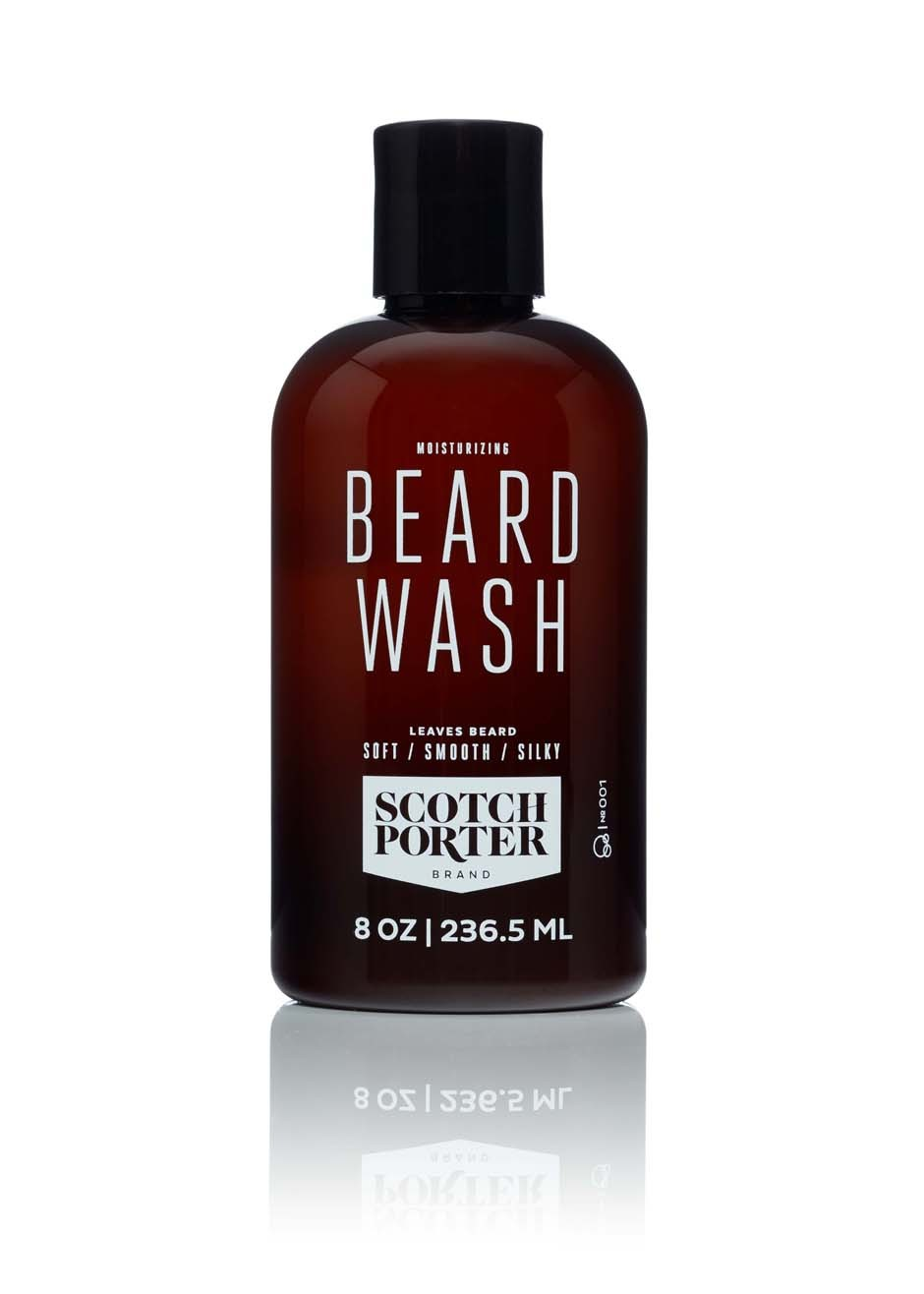 Scotch Porter Moisturizing Beard Wash