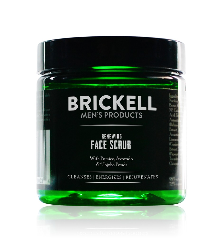 Brickell Renewing Face Scrub